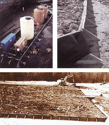 Terrastor - Containment System For Earthen Materials & Slurries