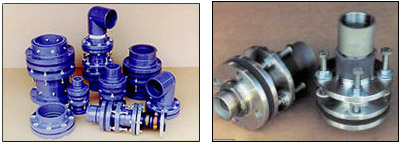 Typical Pipe Fittings for Modular Tanks