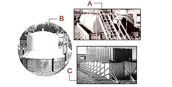 Secondary Containment Tank Systems