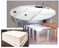 Modular Tanks - Rigid Covers